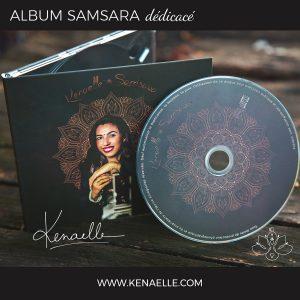 ALBUM SAMSARA DEDICACE